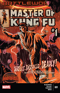 Master Of Kung Fu - Tome 1