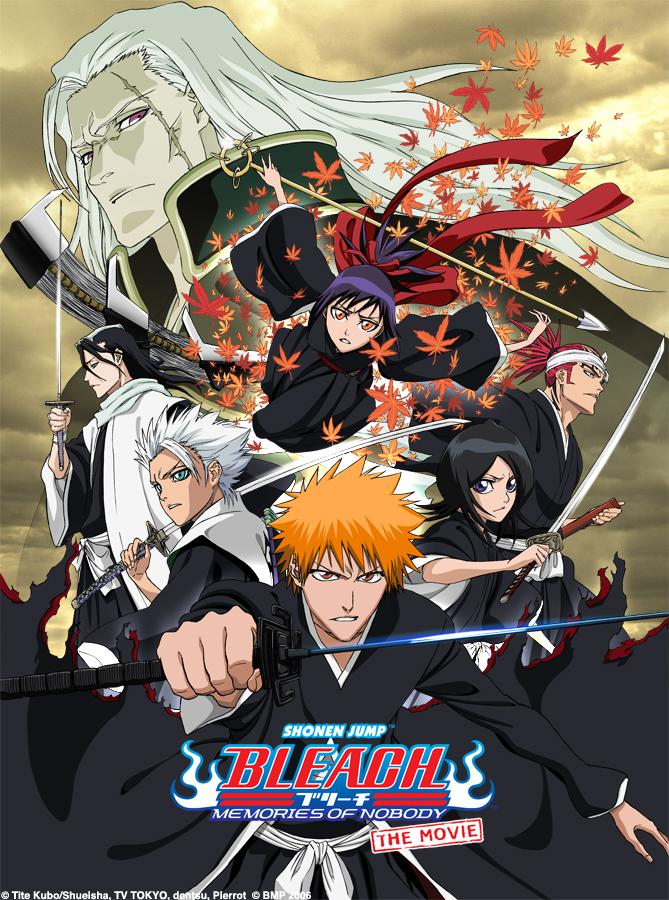 Bleach Film 1 : Memories of Nobody