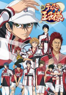 New Prince of Tennis (Vostfr)