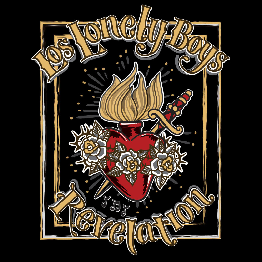 Los Lonely Boys - Revelation (2014)