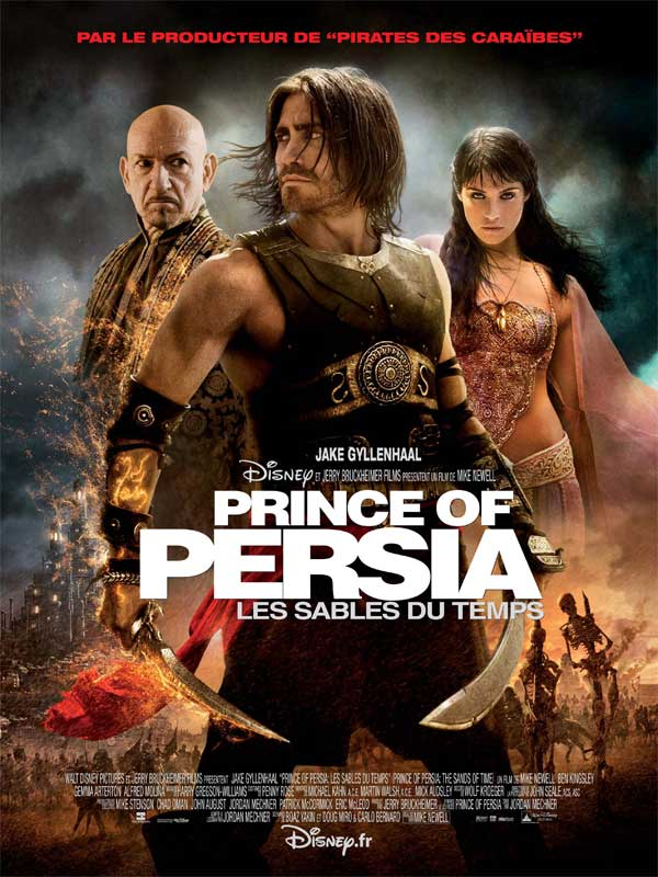 Prince of Persia : les sables du temps [BDRiP] [FRENCH] [MULTI]