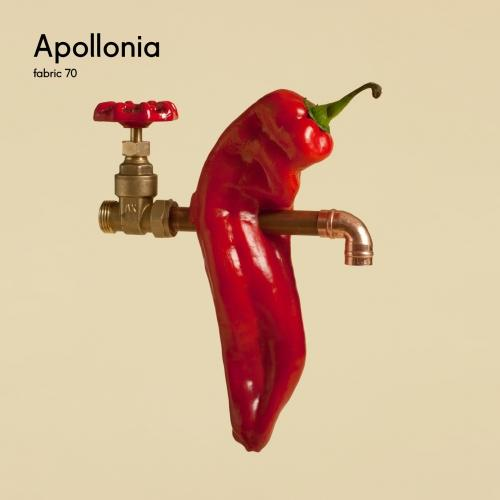 Fabric 70 Mixed By Apollonia (2013) [MULTI]