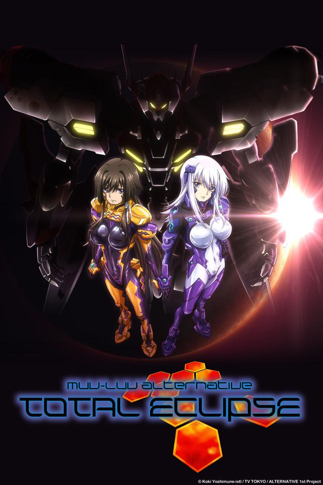 Muv-Luv Alternative:Total Eclipse (Vostfr)