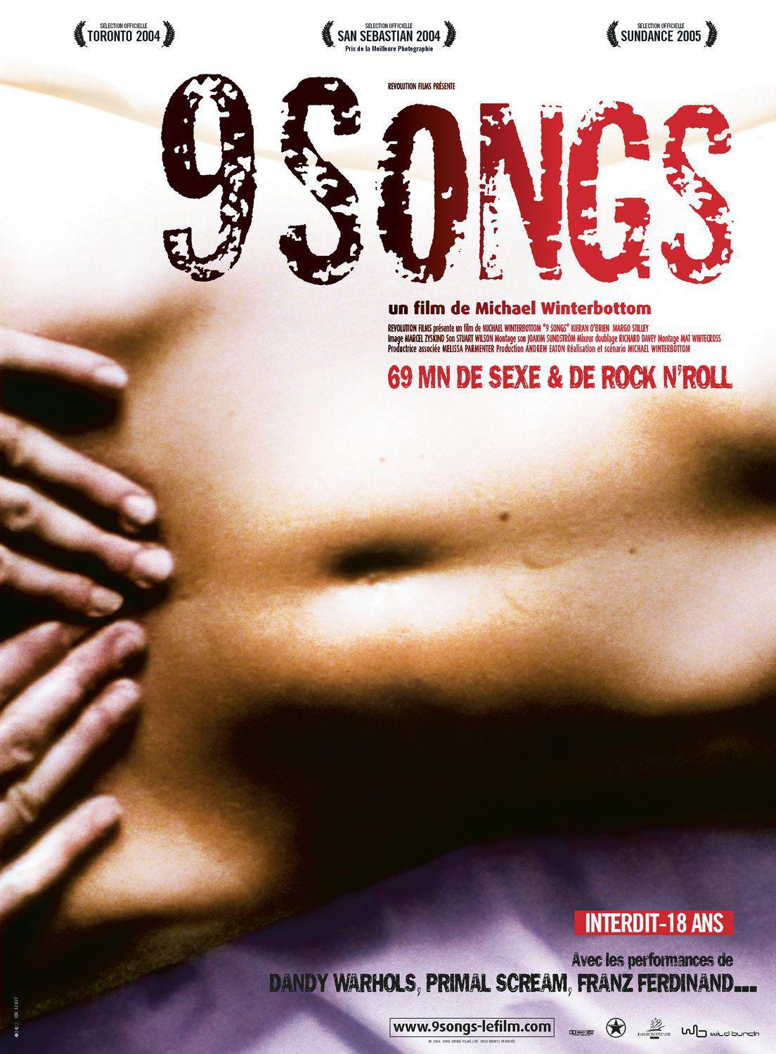 9 Songs (Vostfr)