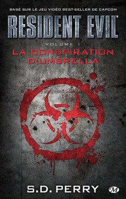 Resident Evil (5 Tomes) - S.D. Perry