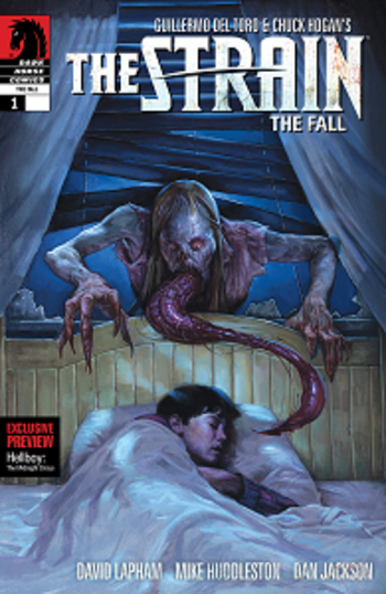 The Strain The Fall - Tome 1