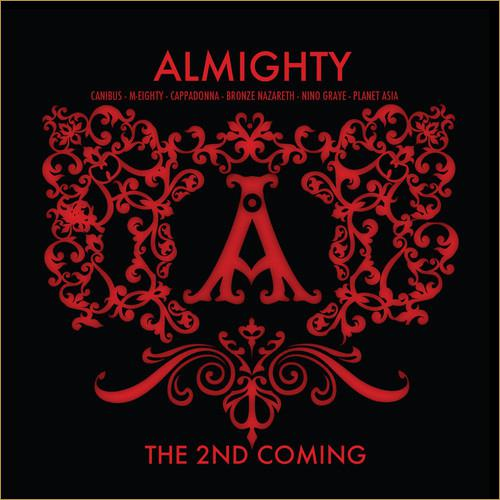 Canibus Presents Almighty The 2nd Coming (2013) [MULTI]