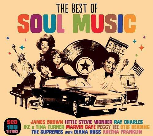 The Best Of Soul Music (2014)