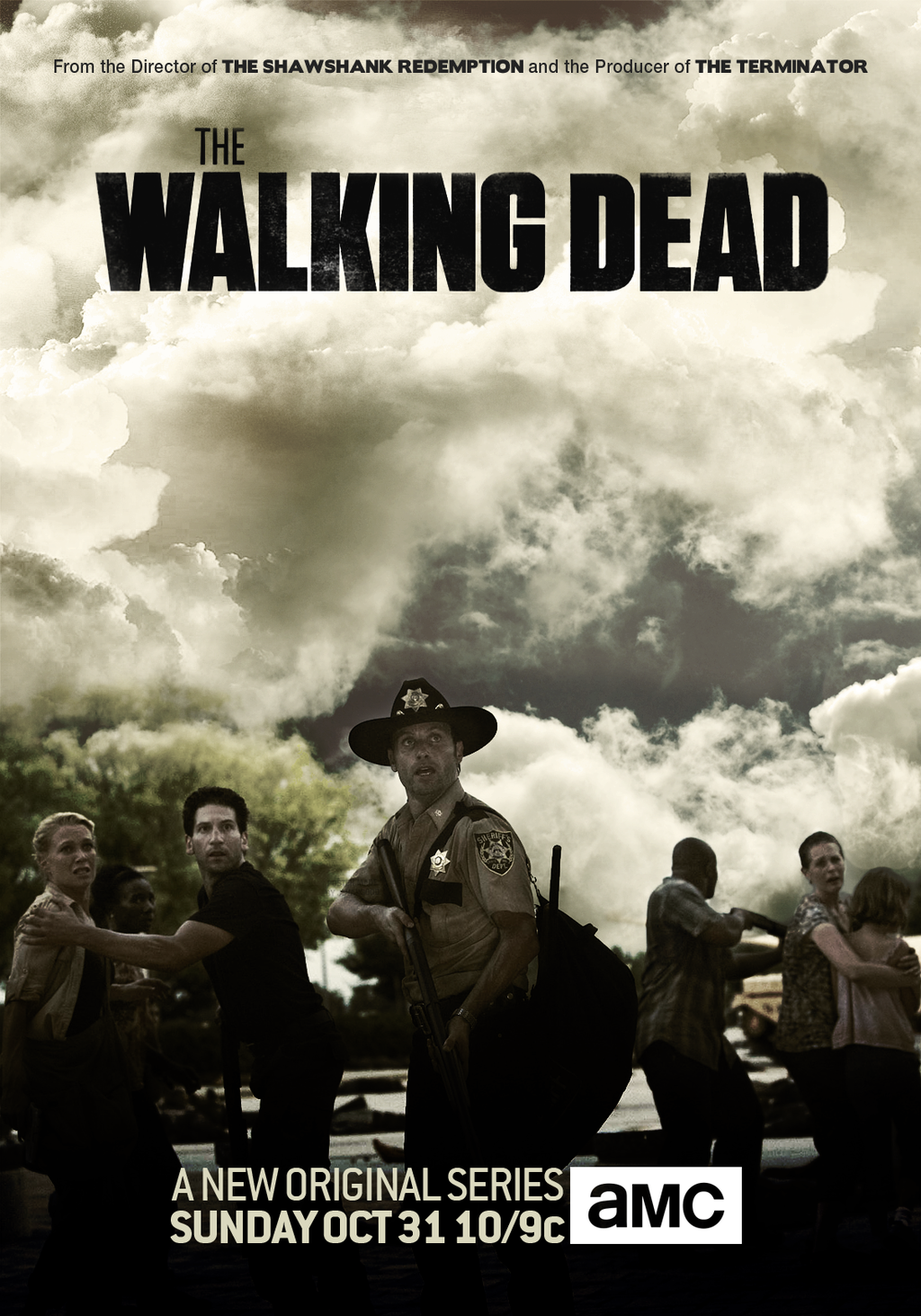 The Walking Dead Saison 1 Vostfr