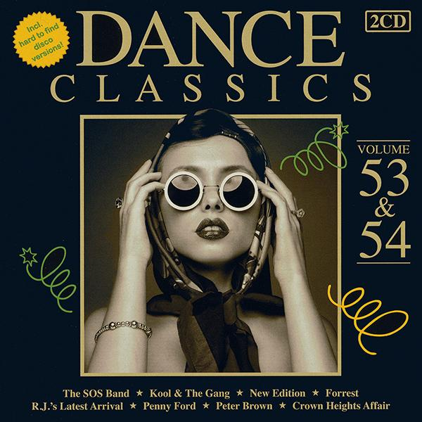 [MULTI] Dance Classics Vol 53 and 54 (2013) (flac)