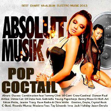 [MULTI] Absolut Musik Pop Coctail (2013)