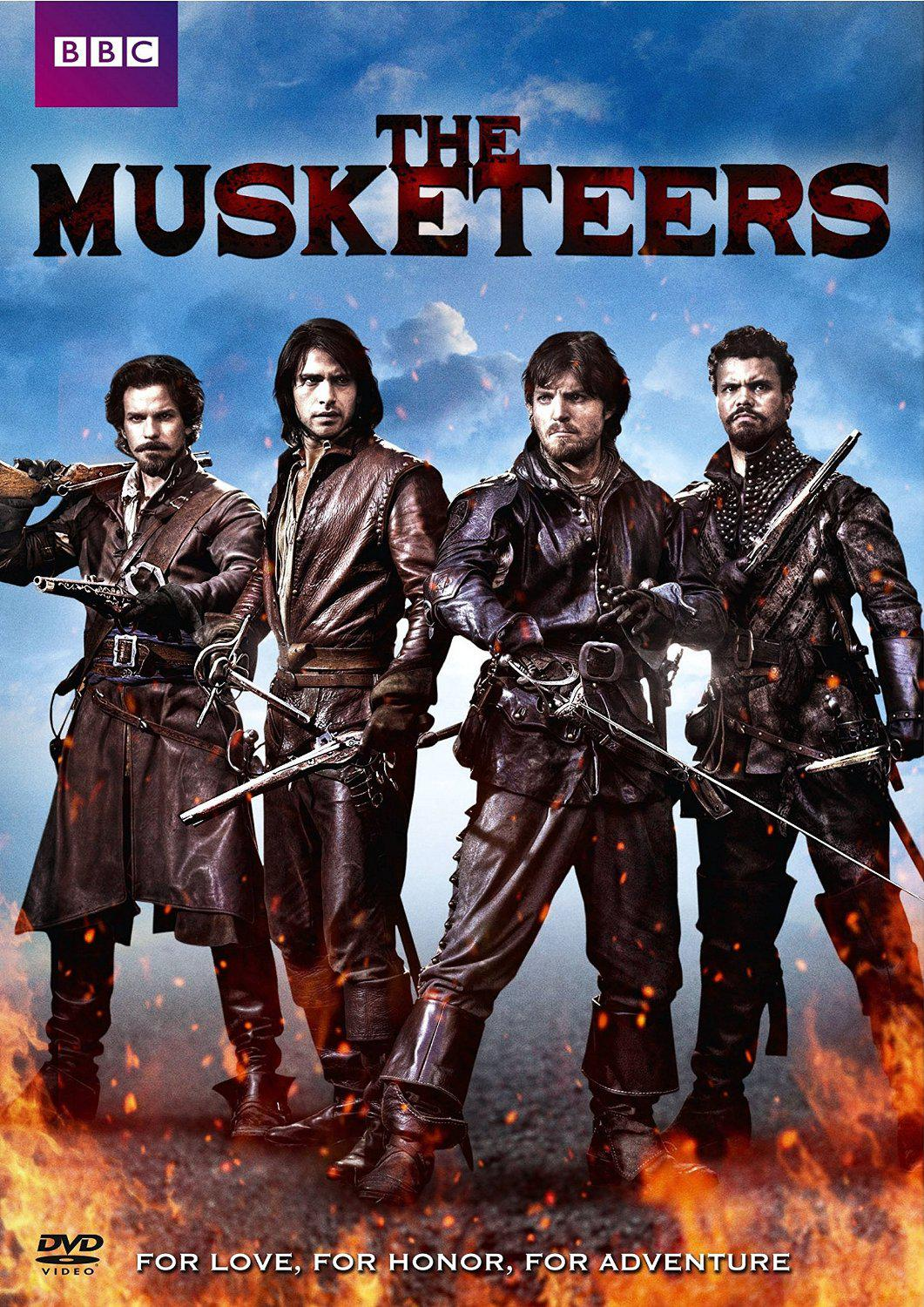The Musketeers Saison 1 vf