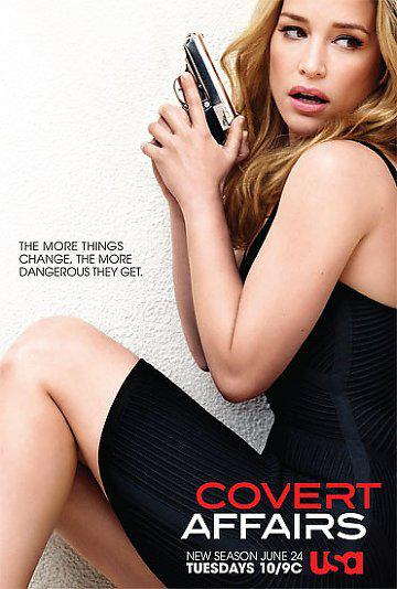 Covert Affairs – Saison 5