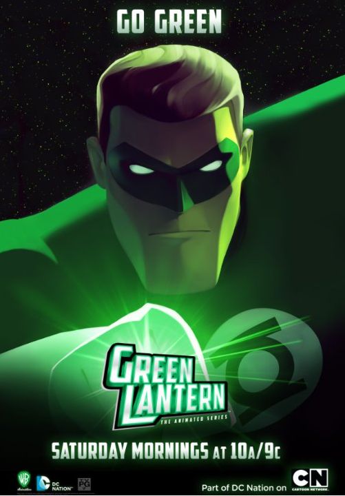 green lantern the animated series saison 2 complet en vf