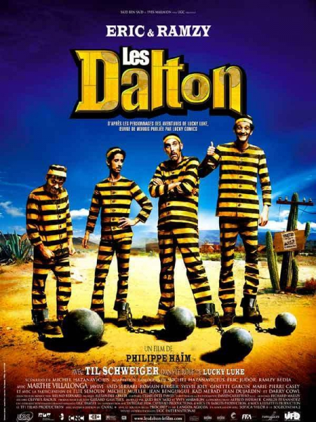 Les Dalton en streaming vk filmze