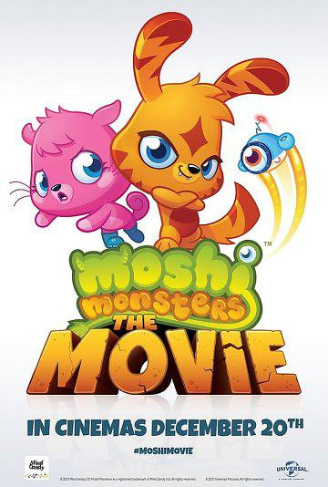 Moshi Monsters: The Movie (Vo)