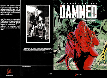 Damned - Tome 2 - Les Fils Prodigues