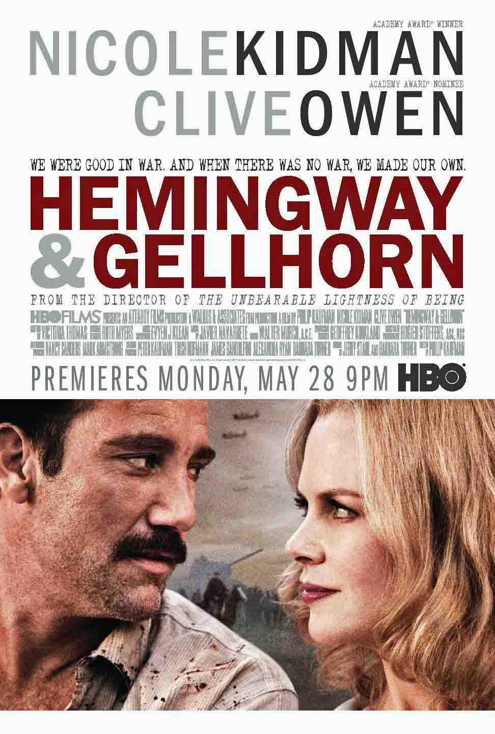 Hemingway and Gellhorn (TV)