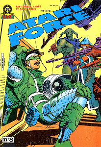 Atari Force - Tome 8