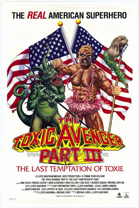 The Toxic Avenger 3 Vostfr