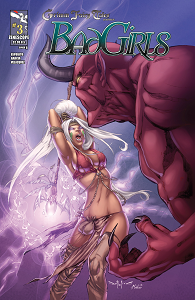 Grimm Fairy Tales Presents - Bad Girls - Tome 3