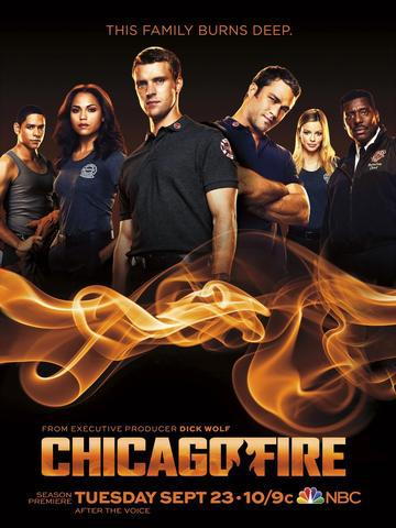 Chicago Fire – Saison 3