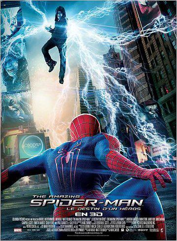 The Amazing Spider-Man 2 en Streaming