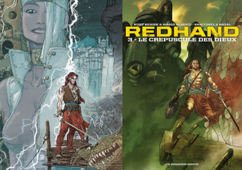 Redhand - Tome 3