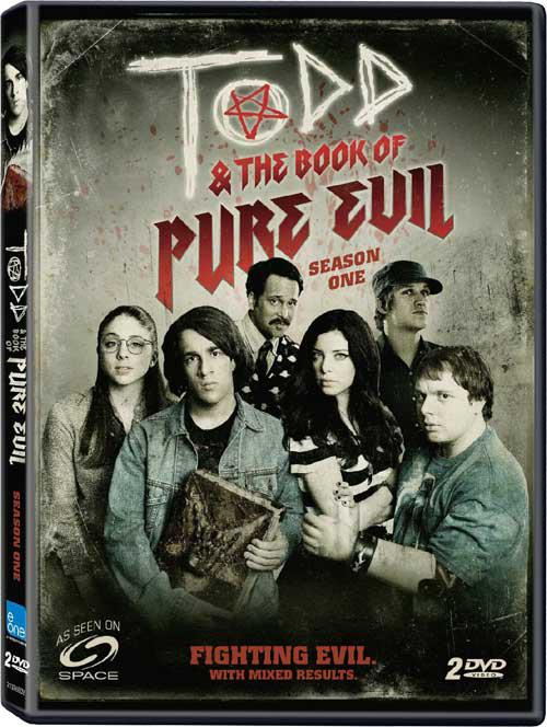 Todd and the Book of Pure Evil – Saison 1 (Vostfr)