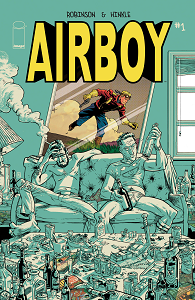 Airboy - Tome 1