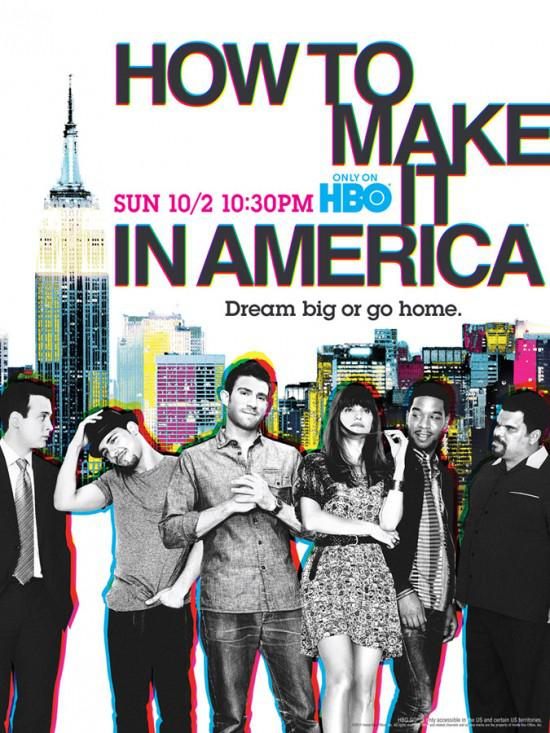 How to make it in America – Saison 2