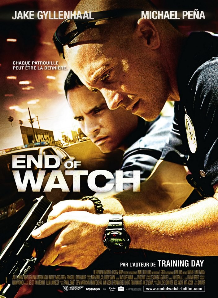 End of Watch (2012) 1CD [TRUEFRENCH] [DVDRIP] [MULTI]