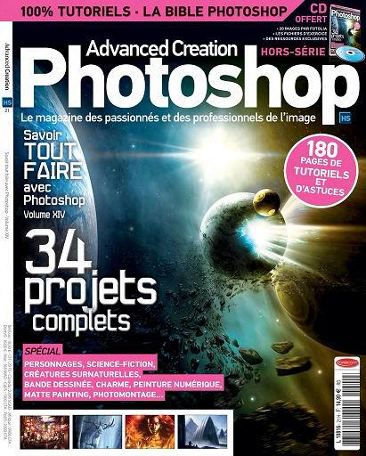 Advanced Creation Photoshop Magazine Hors-Serie No.21