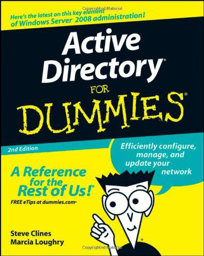 Active Directory For Dummies 2nd edition