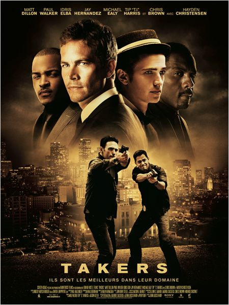 Takers (AC3) [FRENCH] [BRRIP] [MULTI]