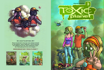 ToXic Planet - Tome 3