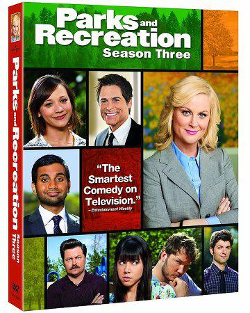 Parks and Recreation Saison 3 vf