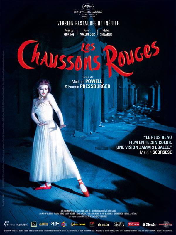 Les Chaussons Rouges (The Red Shoes) (Vostfr)