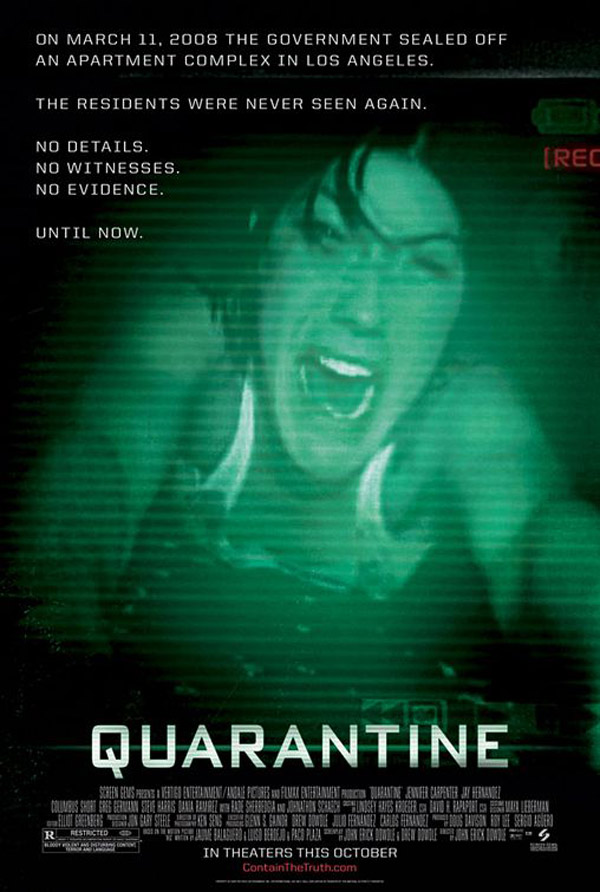 En quarantaine  [FRENCH] [Bluray 720p] [MULTI]