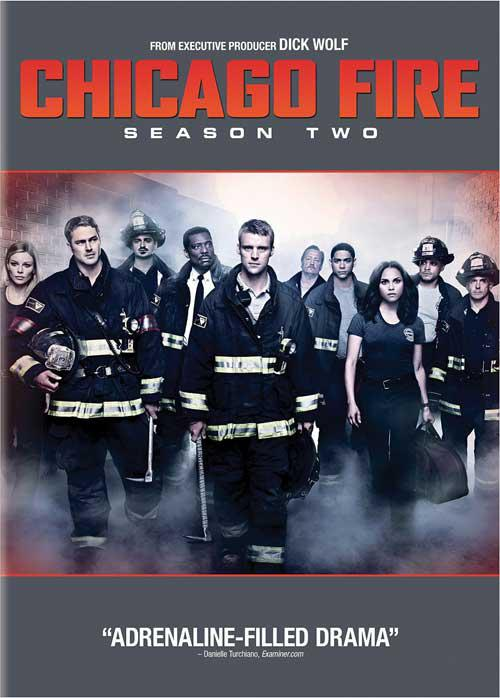 Chicago Fire – Saison 2