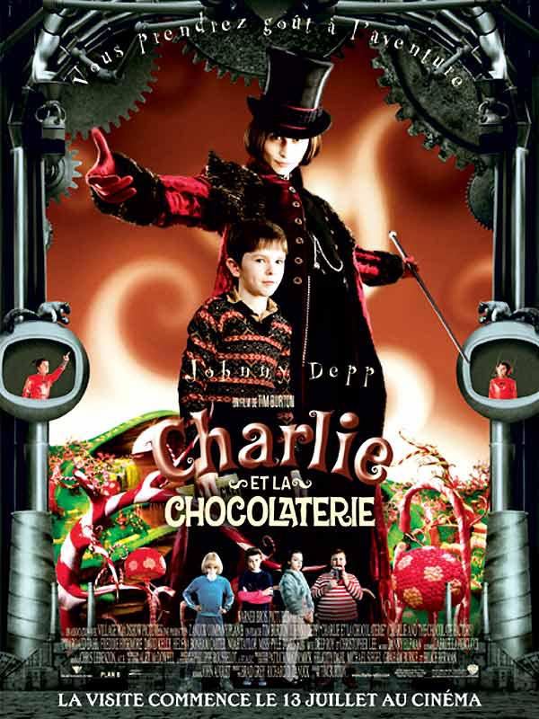 Charlie Et La Chocolaterie en Streaming