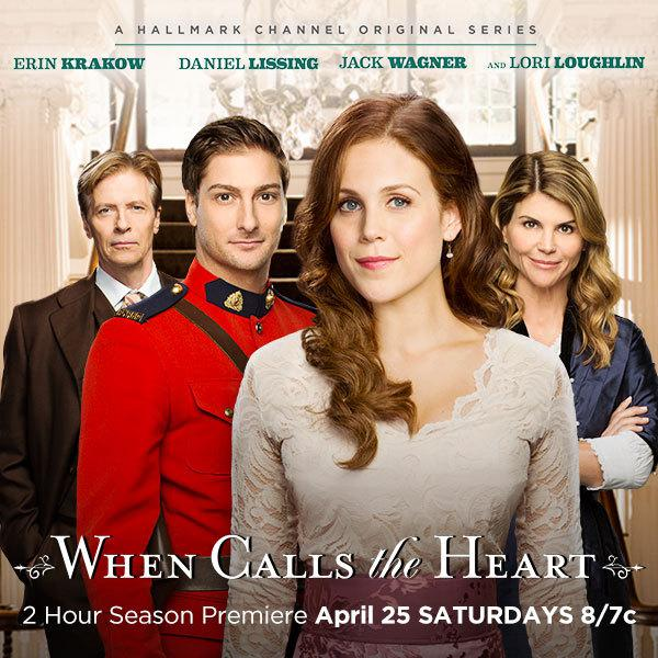 When Calls the Heart – Saison 2