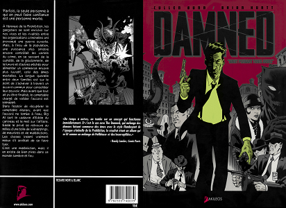 The Damned - Tome 1 - Mort Depuis Trois Jours