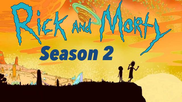 Rick and Morty – Saison 2