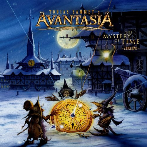 Avantasia - The Mystery Of Time (2013) [MULTI]