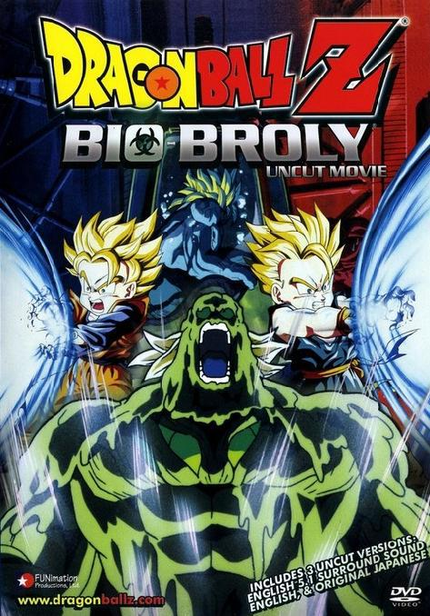 Dragon Ball Z – Film 11 : Attaque Super Warrior Bio Broly (Vostfr)