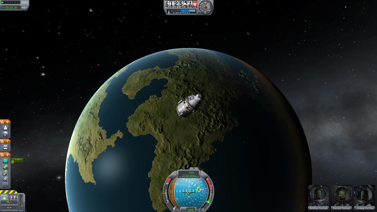 [MULTI] Kerbal Space Program v0.19.1 [PC]