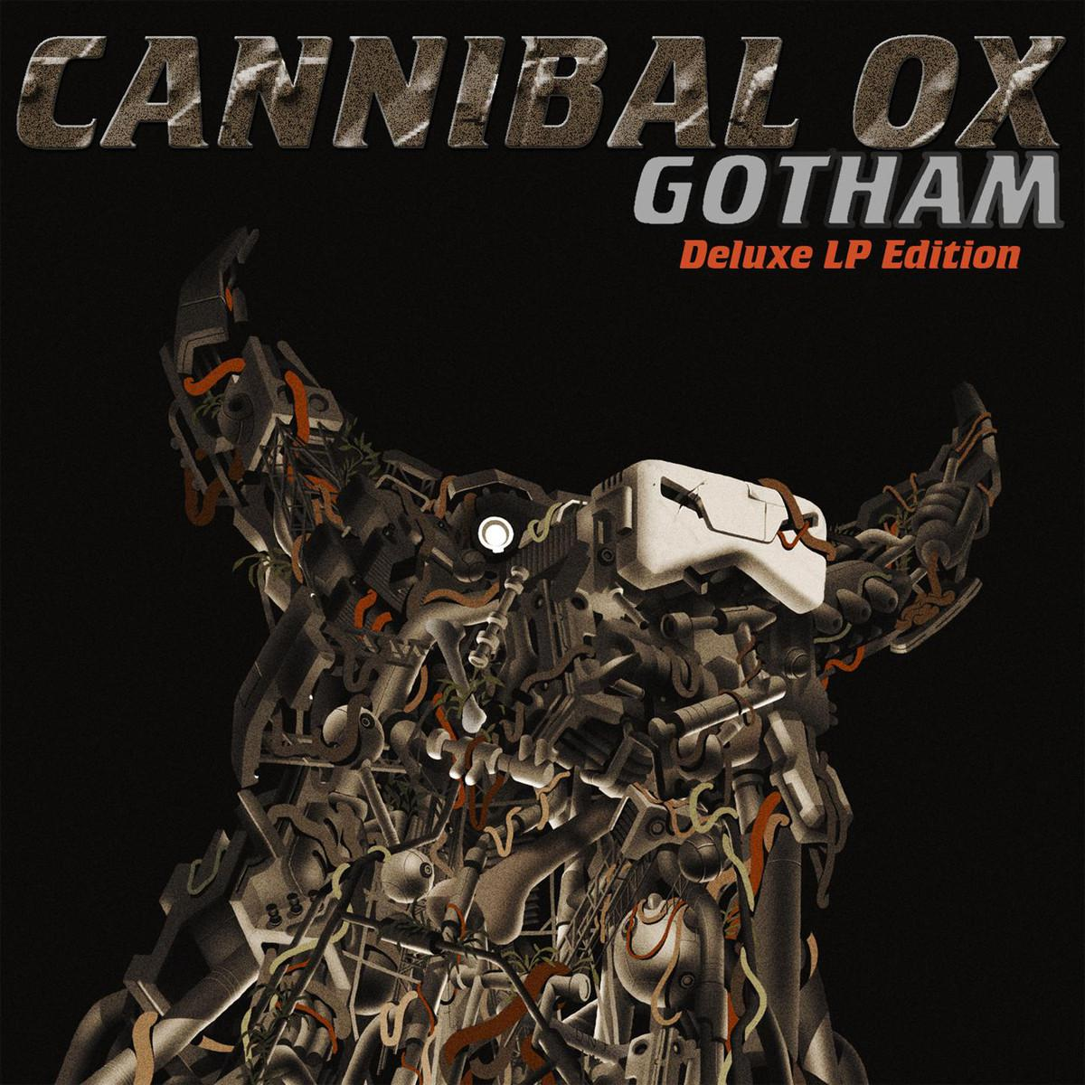 Cannibal Ox - Gotham (2013) [MULTI]