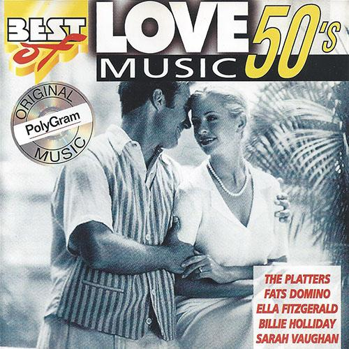 [Multi] Best Of Love Music - Années 50 - vol 01 (flac)