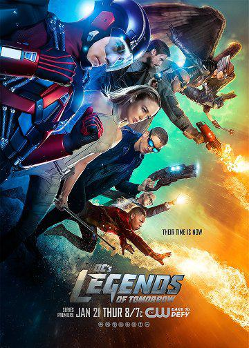 DC's Legends of Tomorrow – Saison 1